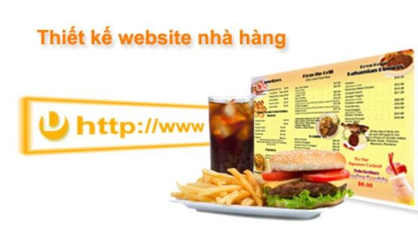 Công ty thiết kế web nhà hàng chuyên nghiệp nhất