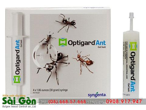 Hướng dẫn sử dụng thuốc diệt kiến Optigard