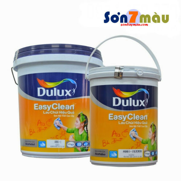 Bảng màu sơn Dulux a991