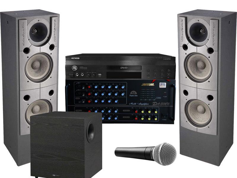 Các bộ dàn karaoke cao cấp thanh lý với giá tầm trung